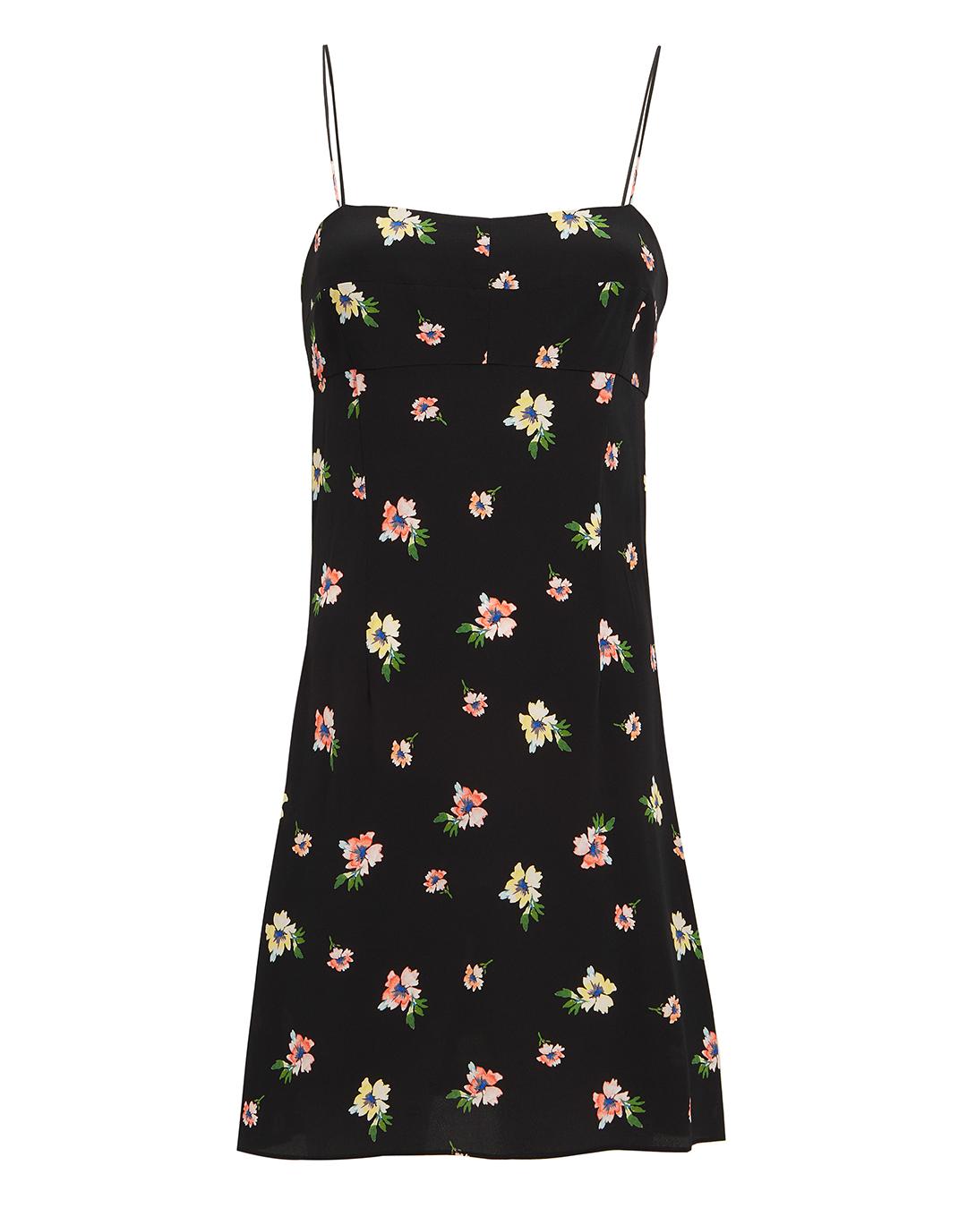 Intermix Cyrus Floral Sli Dress Multi