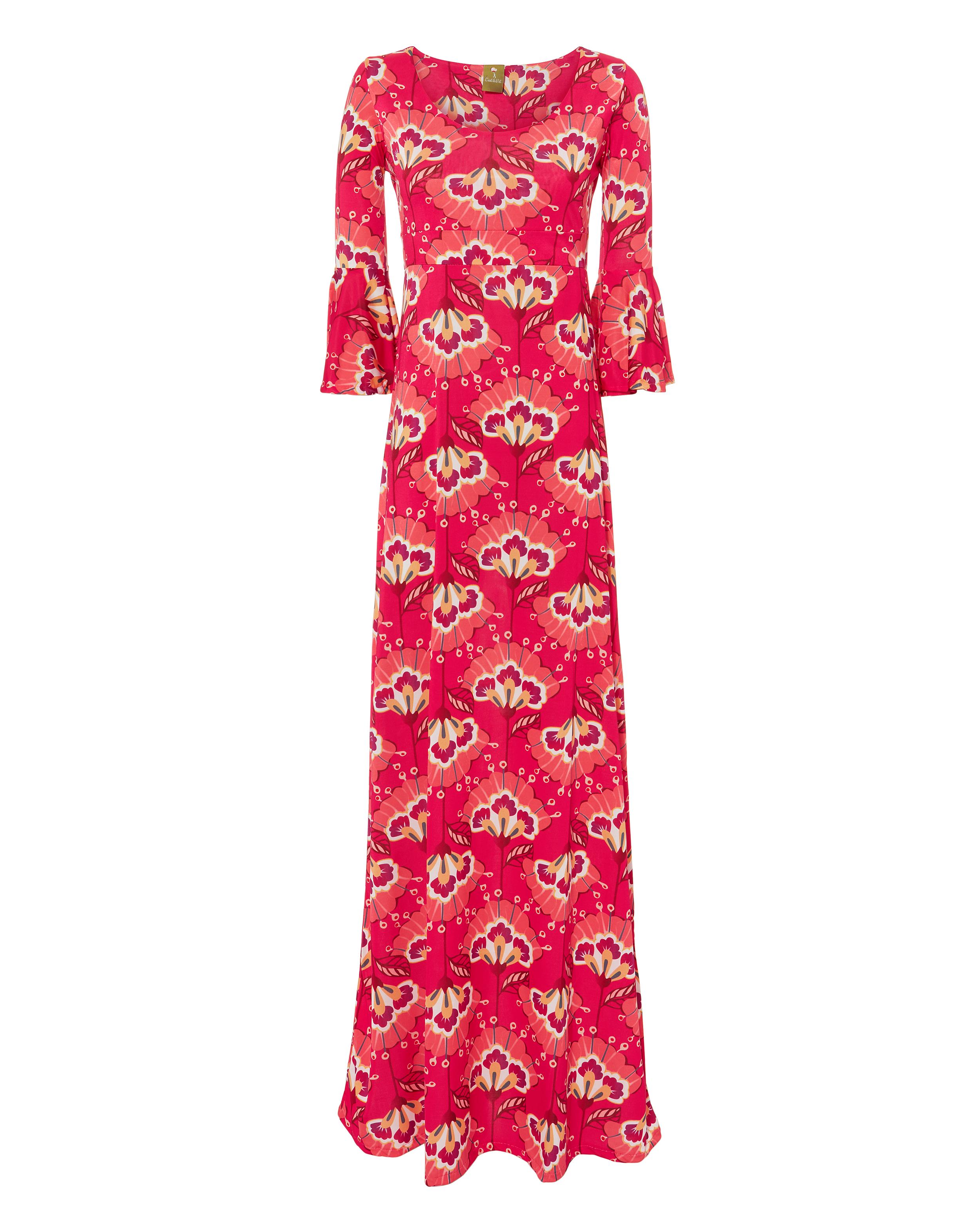 CEST LA VIE Isle Of Wright Maxi Dress