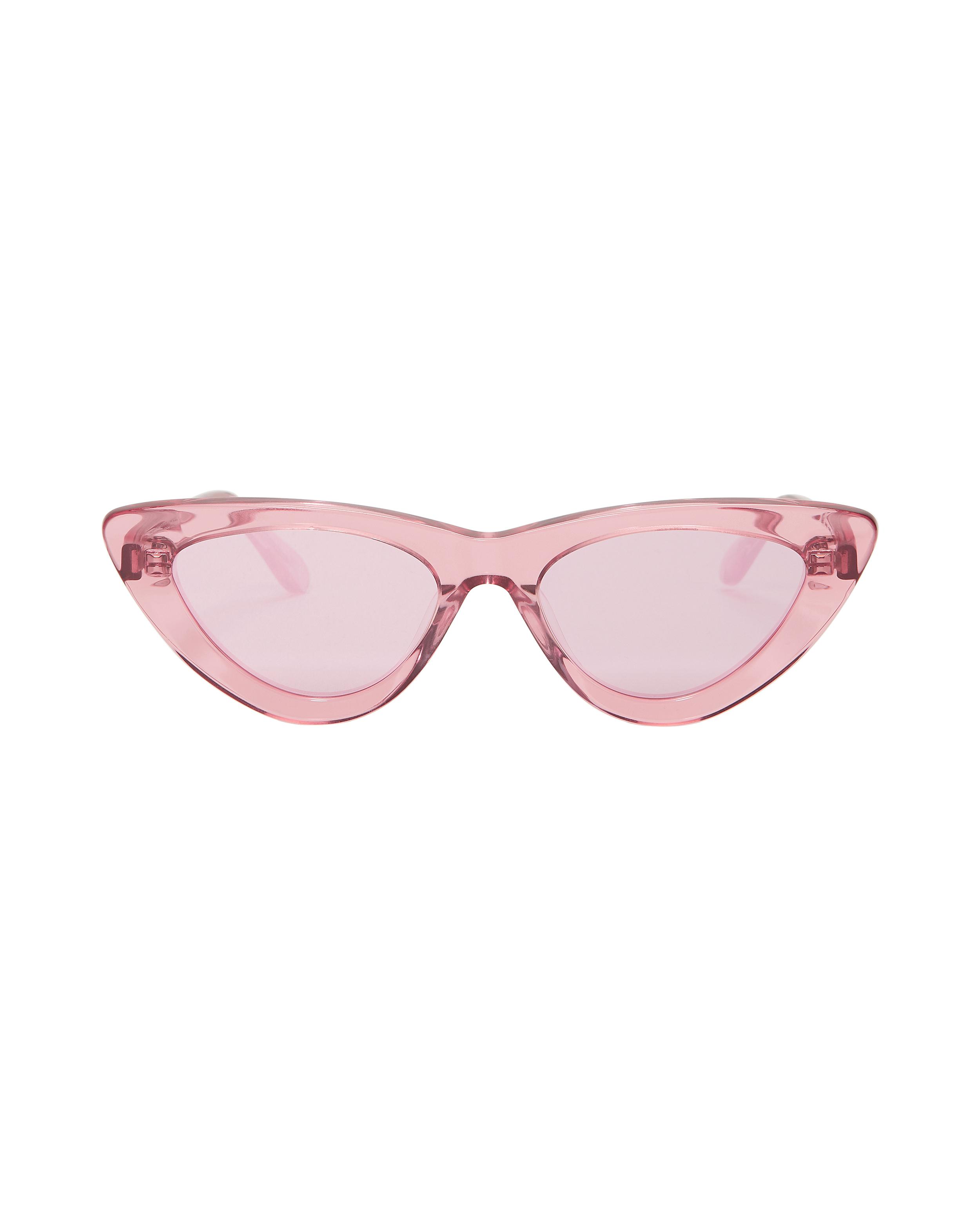 CHIMI EYEWEAR Pink Cat Eye Sunglasses