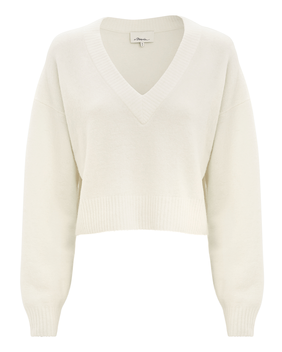 PHILLIP LIM Cropped Sweater
