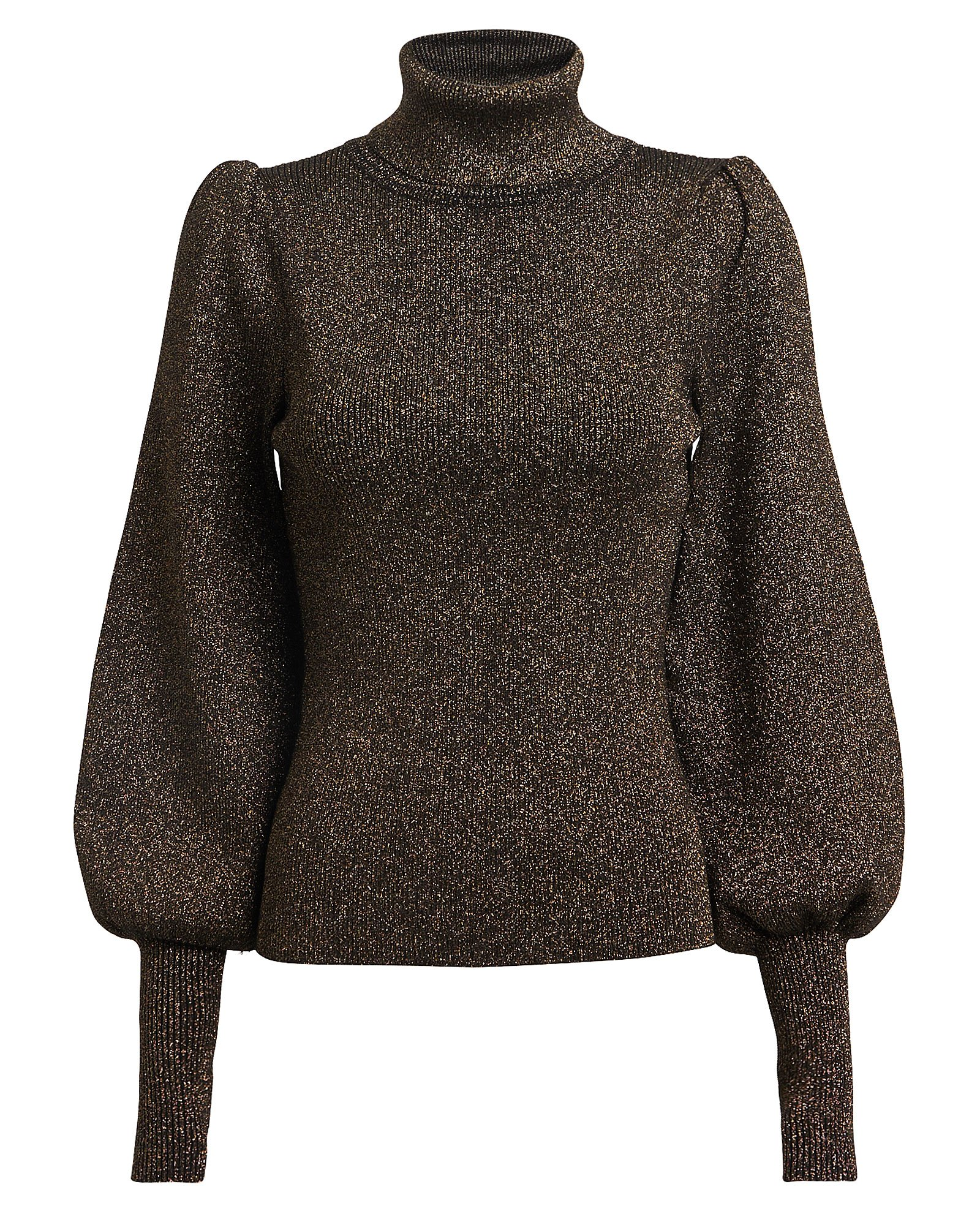 A.l.c Sweaters A.L.C. KARLA BISHOP SLEEVE TURTLENECK SWEATER