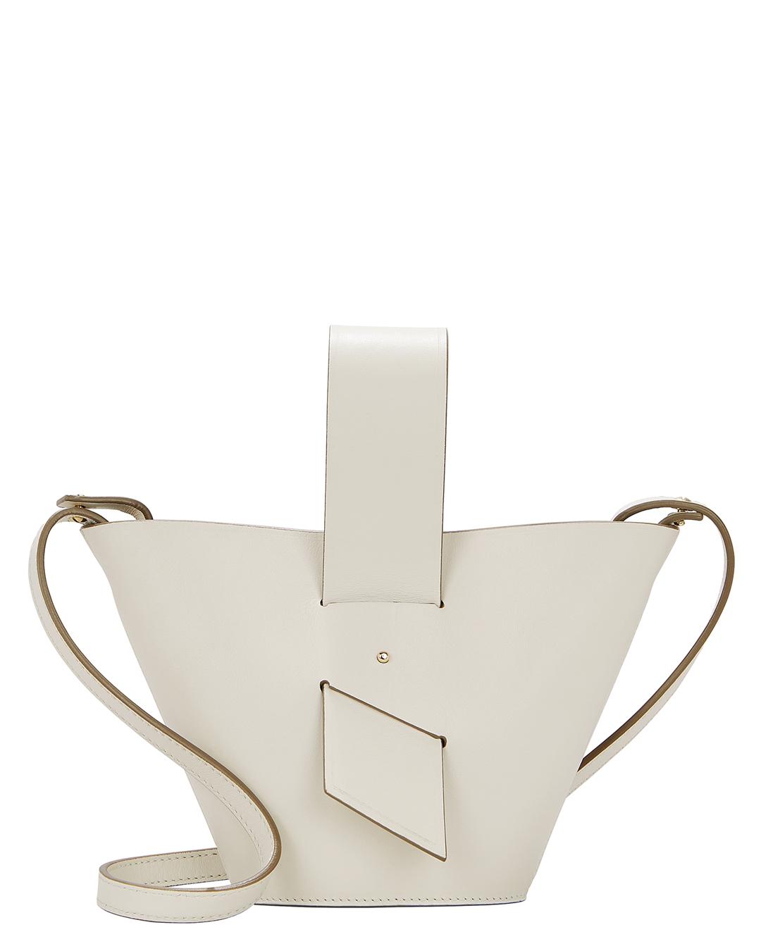 CAROLINA SANTO DOMINGO Amphora Mini  Crossbody Bag