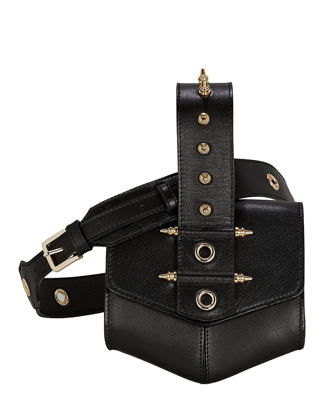 OKHTEIN Rodhawk Leather Belt Bag