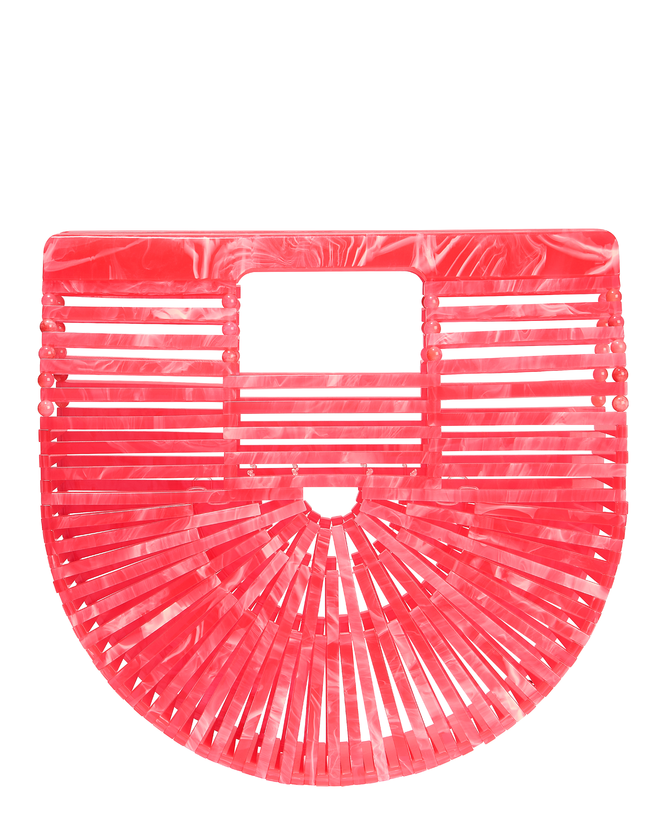 Mini Ark Handbag - Coral, Watermelon