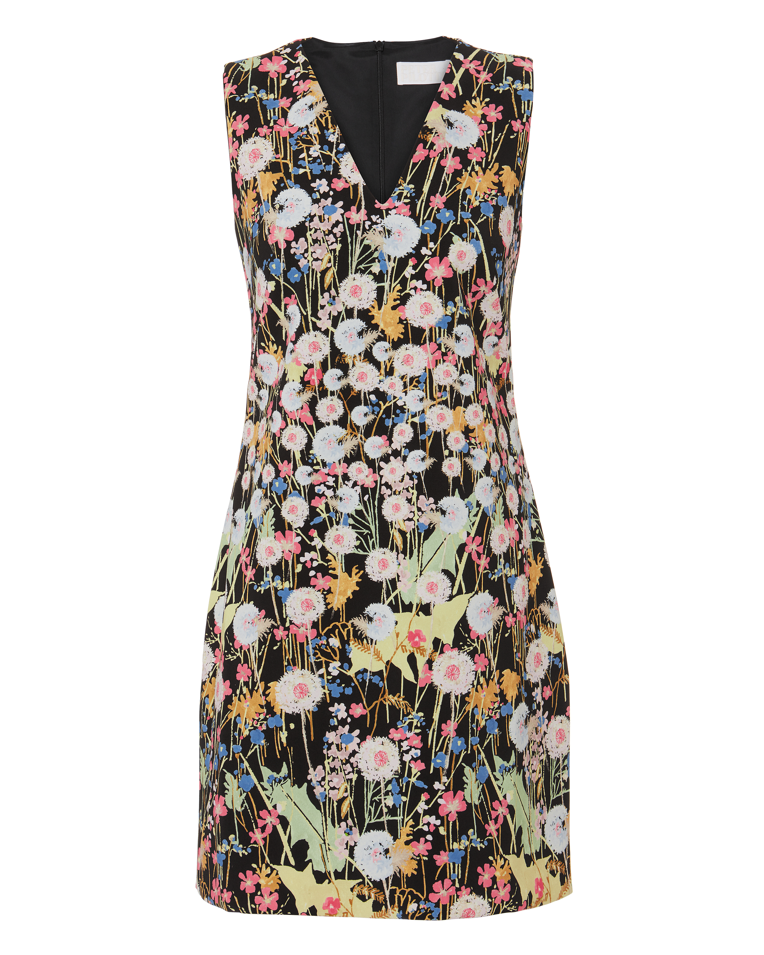 Cady Floral Mini Dress