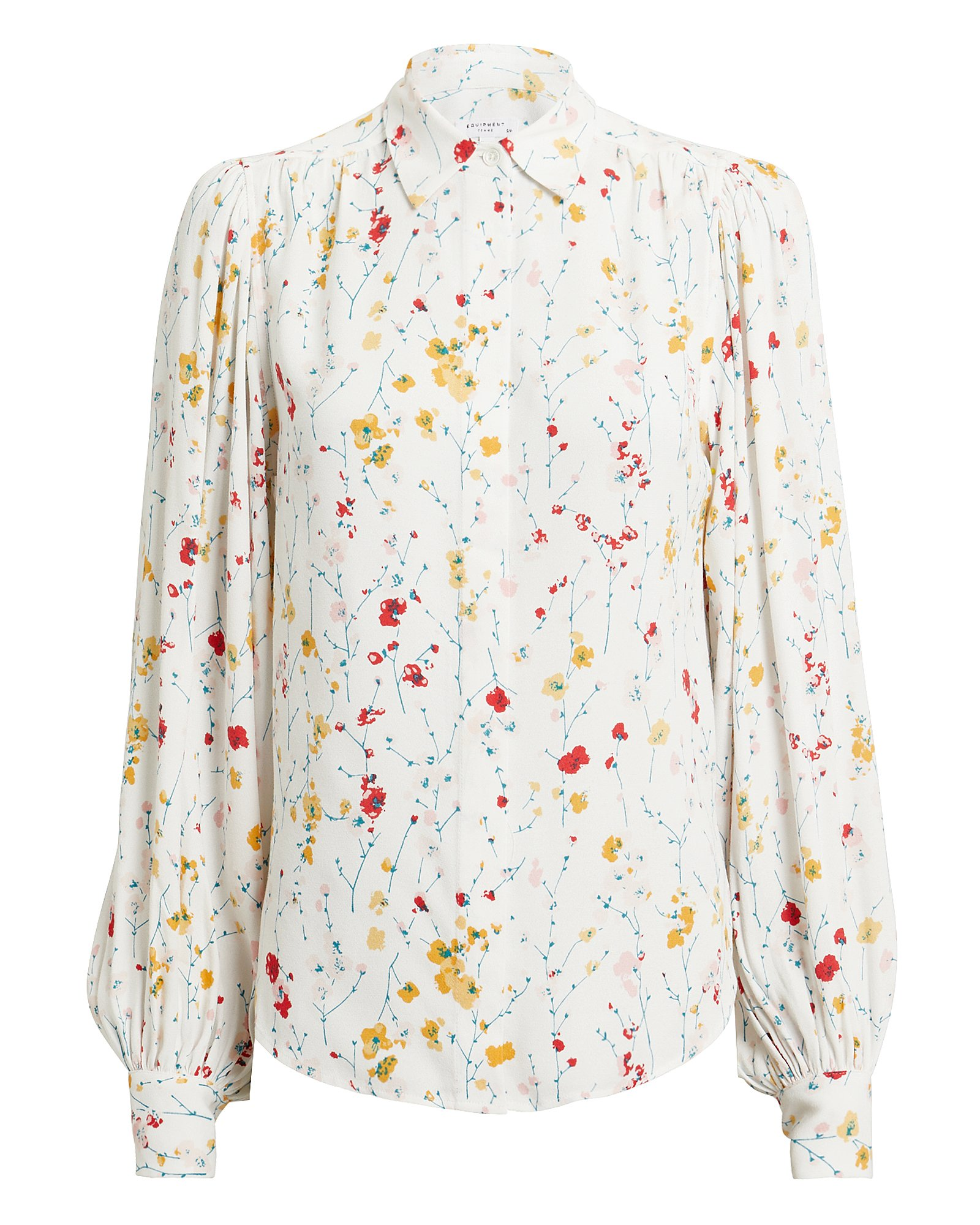 EQUIPMENT FEMME Marcilly Blouse