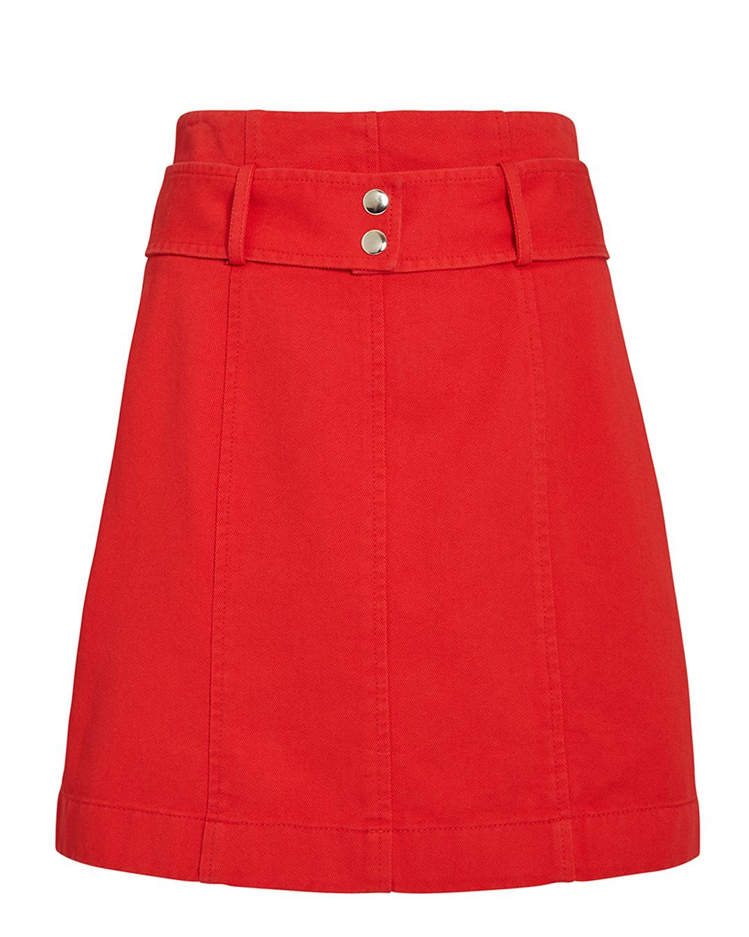 EXCLUSIVE FOR INTERMIX Abigail Mini Skirt