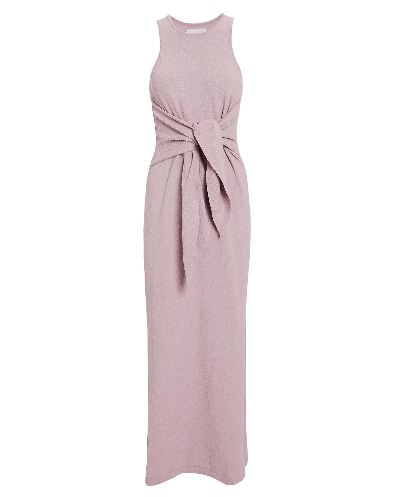 Nanushka Dresses NANUSHKA MAME TIE WAIST DRESS  LILAC M