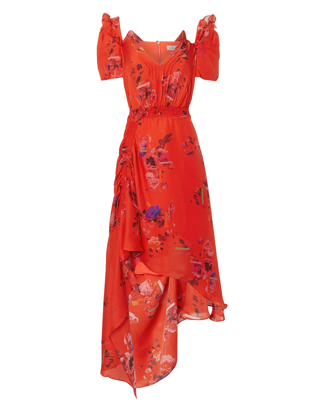 PREEN Dana Floral Dress