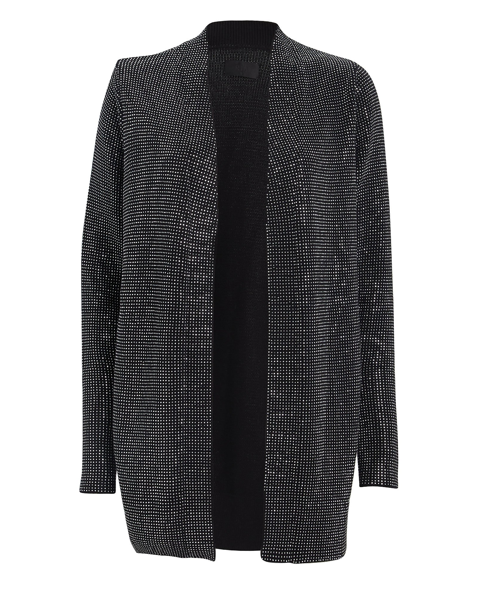 Rta Tops RTA SERGE STUDDED COTTON CARDIGAN