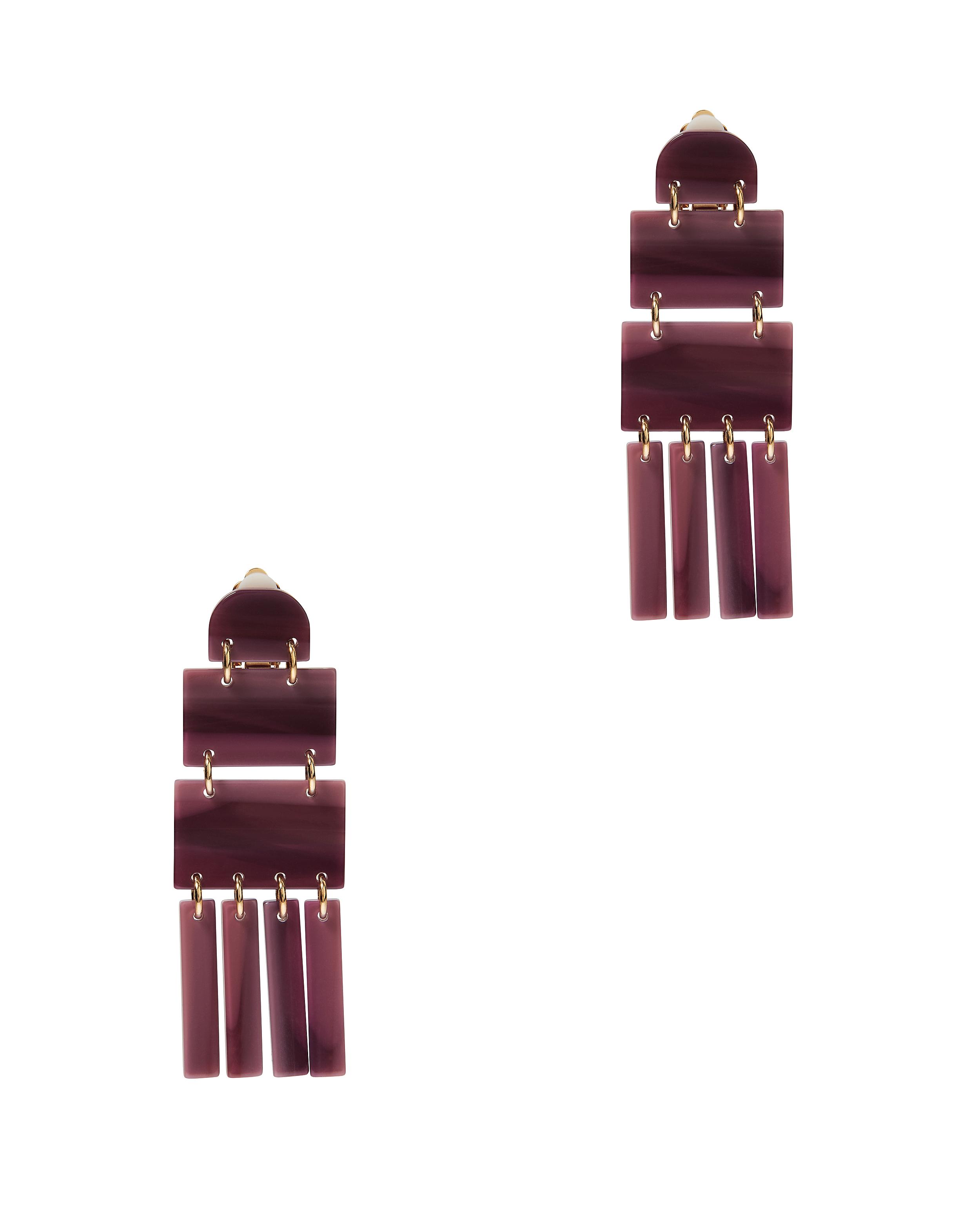 Skyscraper Earrings by Lele Sadoughi