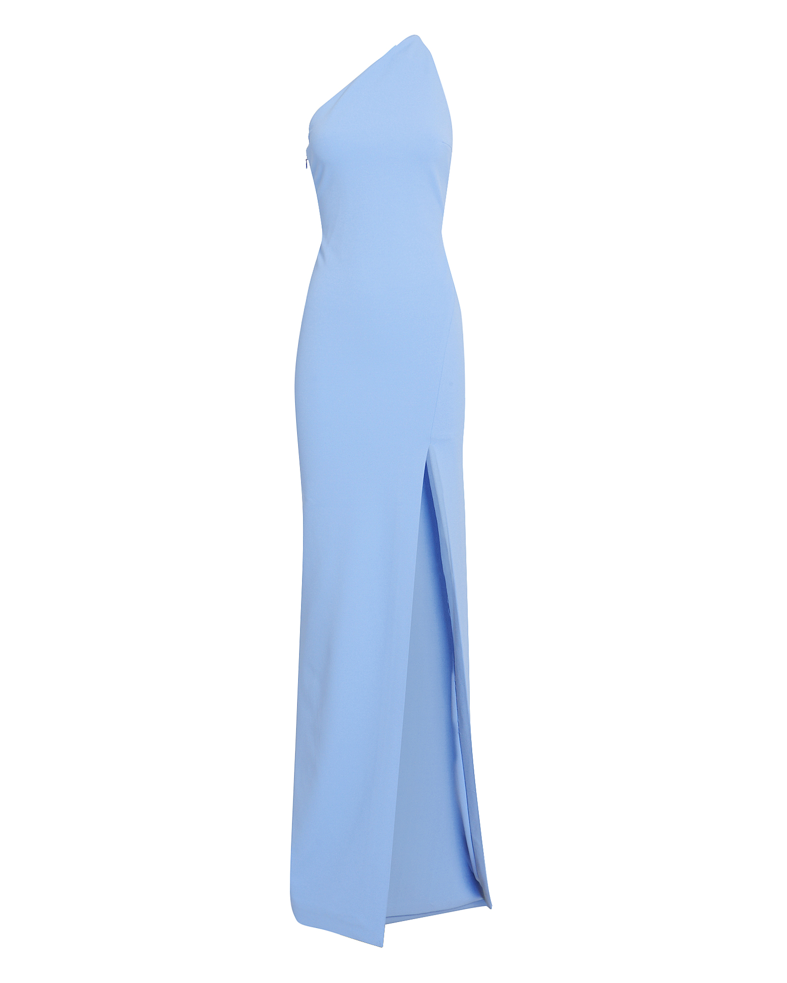 SOLACE London Petch Blue Gown Baby Blue