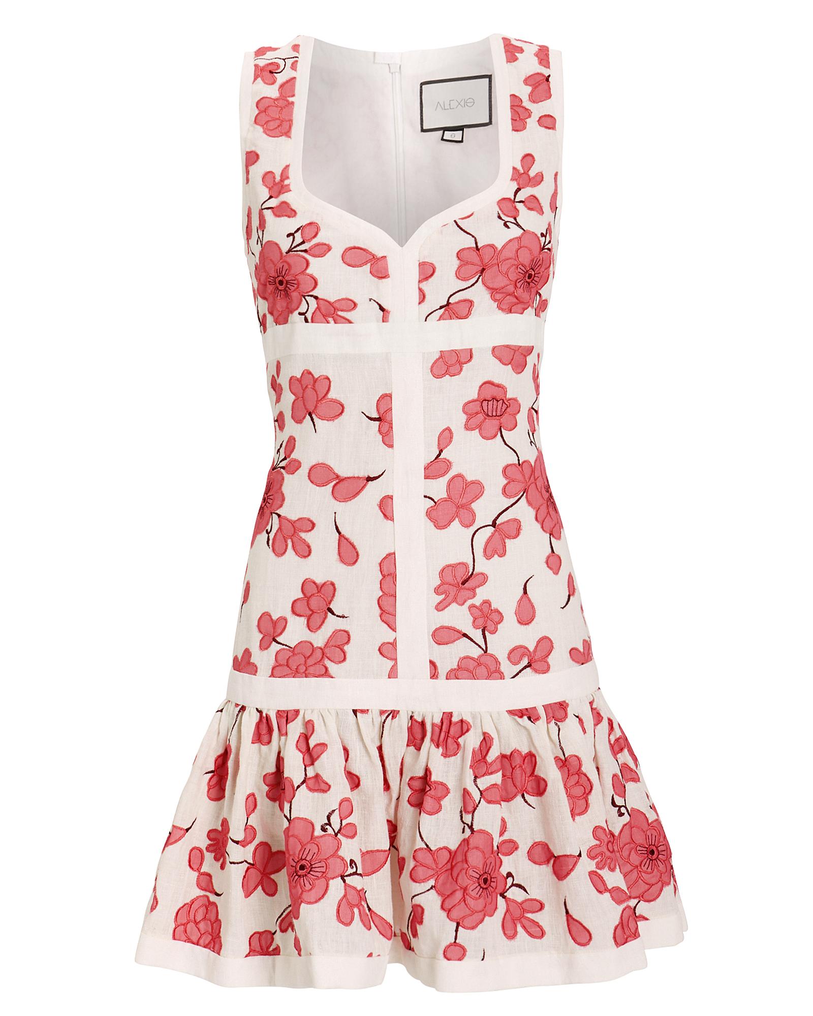 Alexis Dresses Lilou Linen Dress