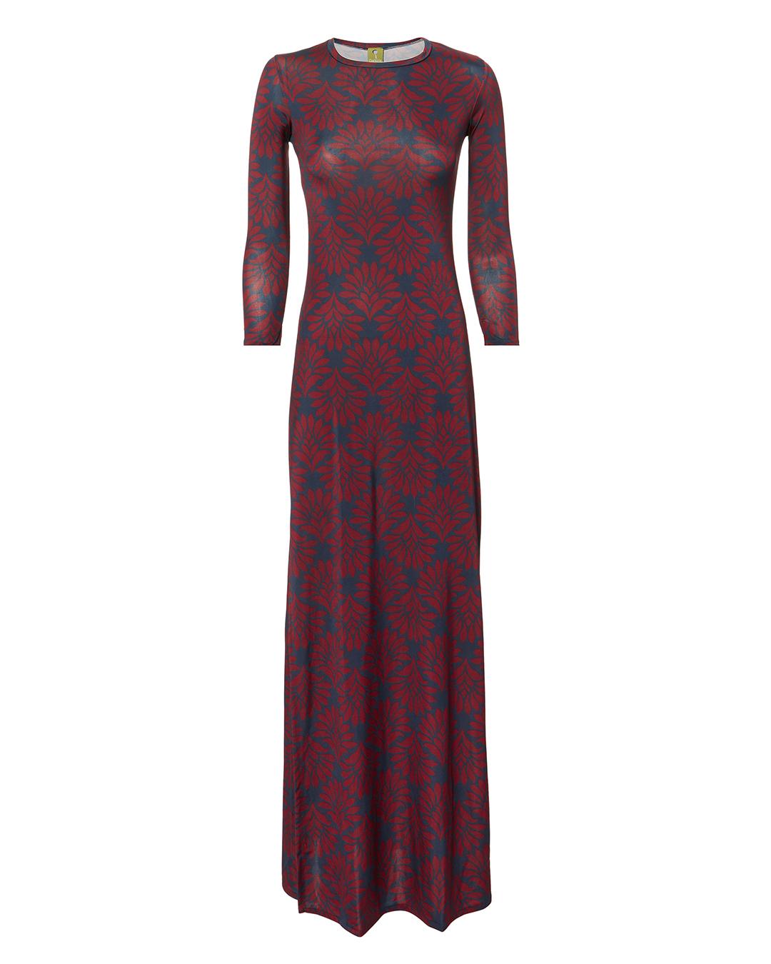 CEST LA VIE Evissa Floral Print Dress