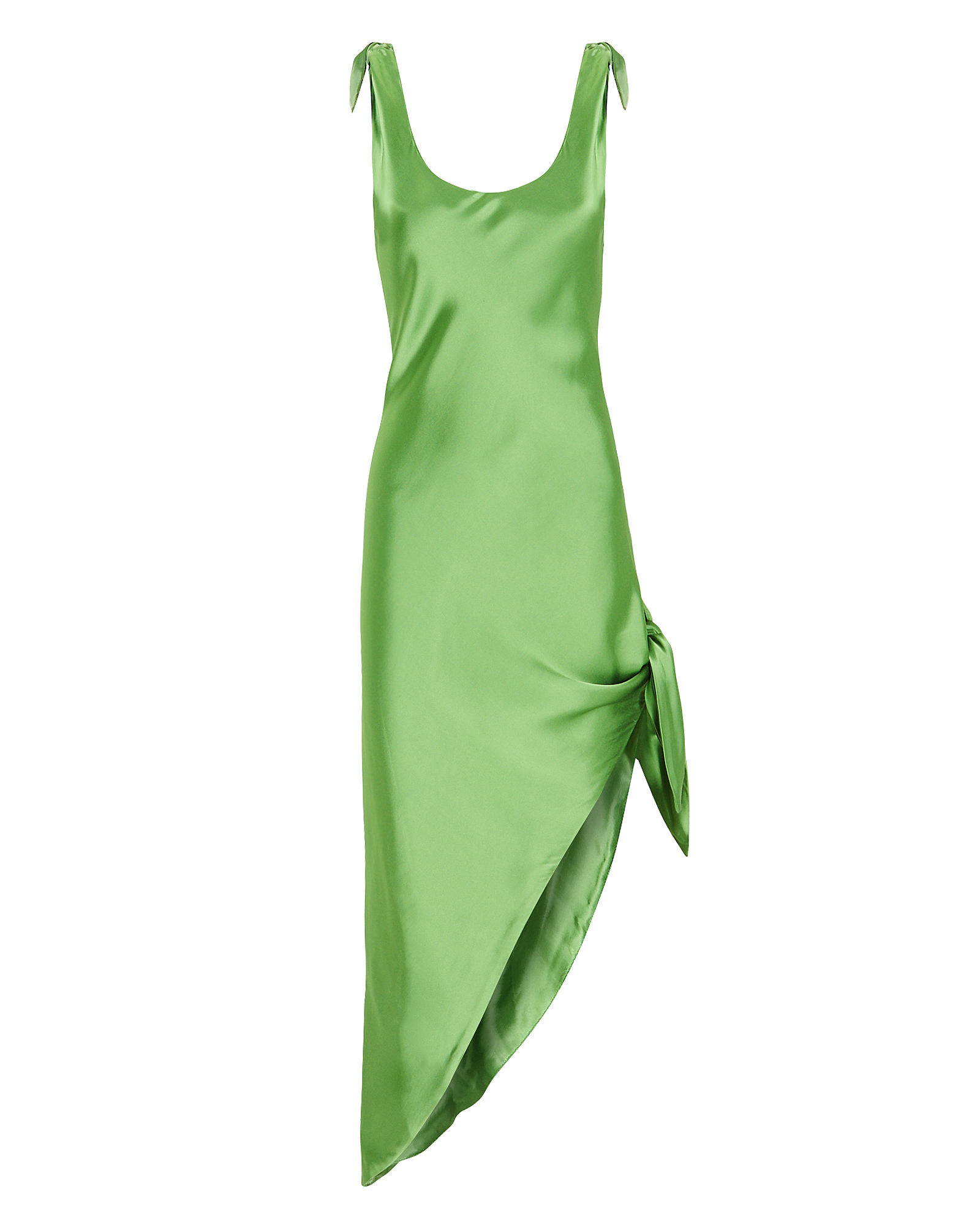 Cult Gaia Dresses Dehlila Asymmetrical Dress