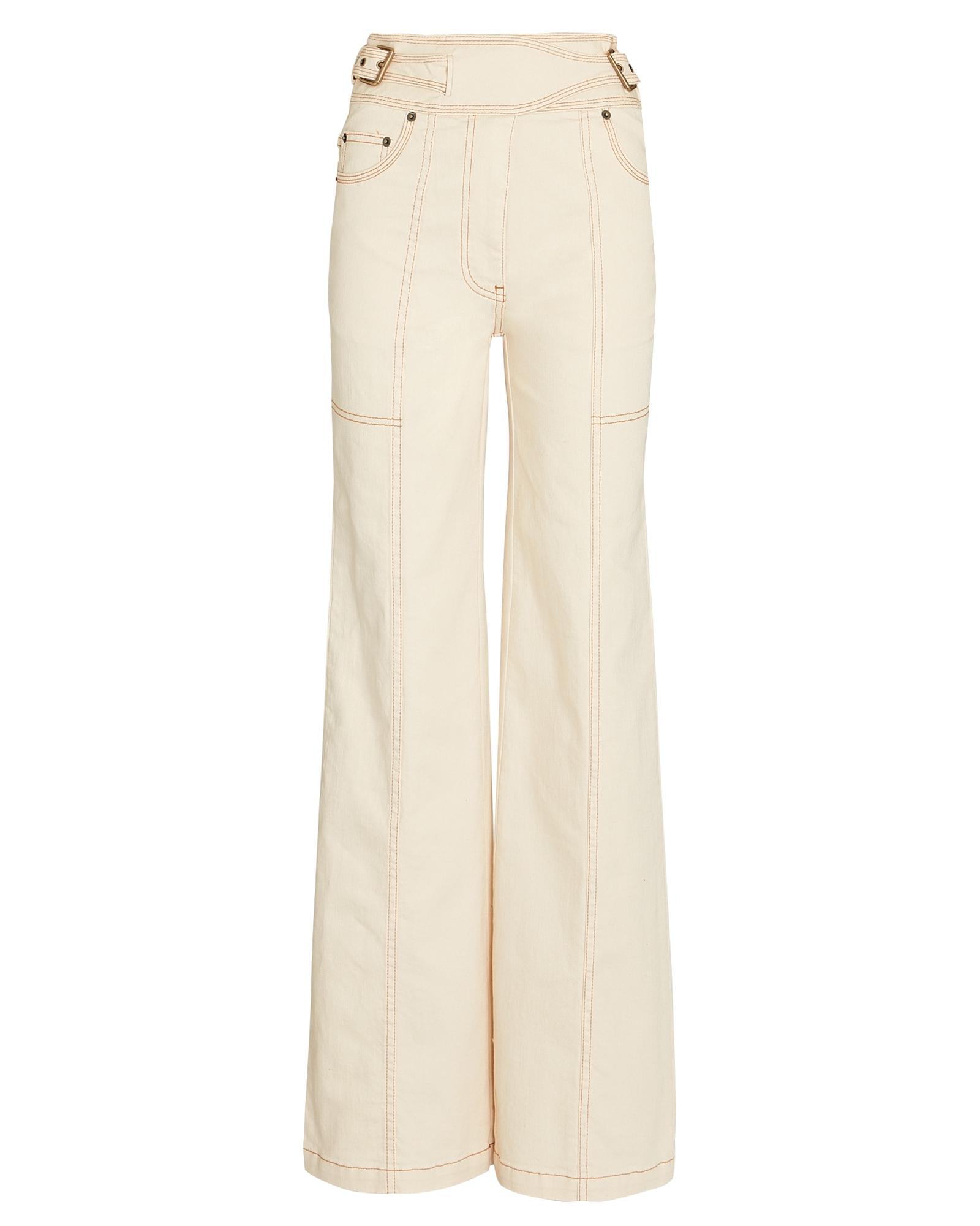 Ulla Johnson Albie Wide-Leg Jeans