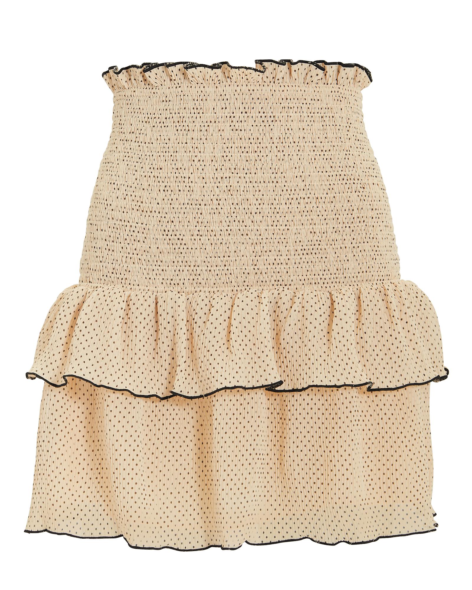 Chloe Ruffle Mini Skirt