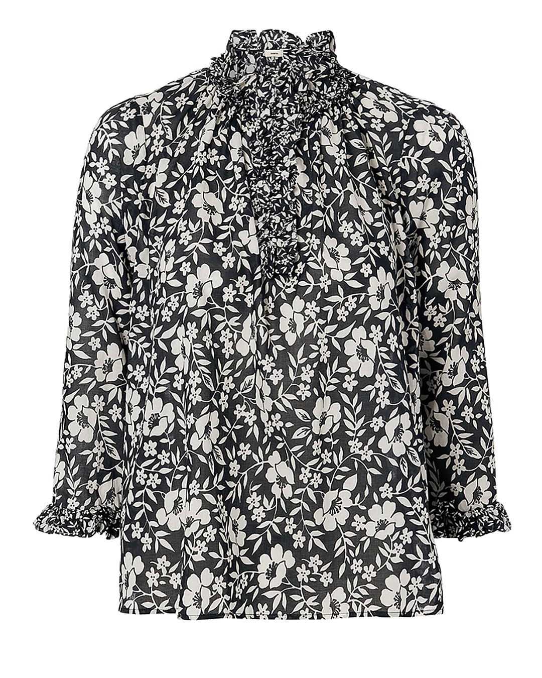 WARM Ines Floral Blouse